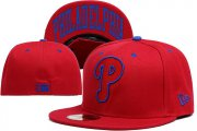 Wholesale Cheap Philadelphia Phillies fitted hats 01