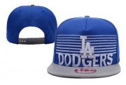Wholesale Cheap MLB Los Angeles Dodgers Snapback_18174