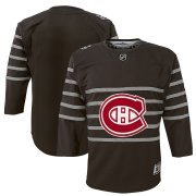Wholesale Cheap Youth Montreal Canadiens Gray 2020 NHL All-Star Game Premier Jersey