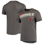 Wholesale Cheap Arizona Cardinals Nike Sideline Line of Scrimmage Legend Performance T-Shirt Gray