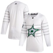 Wholesale Cheap Men's Dallas Stars Adidas White 2020 NHL All-Star Game Authentic Jersey