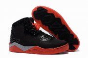 Wholesale Cheap Jordan Spike 40 Shoes Black/red