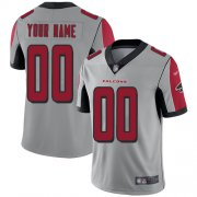 Wholesale Cheap Nike Atlanta Falcons Customized Silver Men's Stitched NFL Limited Inverted Legend Jersey