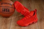 Wholesale Cheap Nike Lebron James 16 Air Cushion Shoes China Red