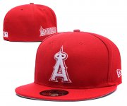 Wholesale Cheap Los Angeles Angels fitted hats 02