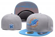 Wholesale Cheap Miami Dolphins fitted hats 03