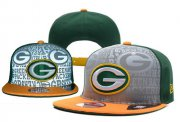 Wholesale Cheap Green Bay Packers Snapbacks YD006