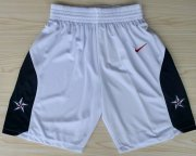 Wholesale Cheap 2012 Team USA Olympics White Short