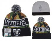 Wholesale Cheap Oakland Raiders Beanies YD012