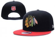 Wholesale Cheap NHL Chicago Blackhawks Stitched Snapback Hats 039