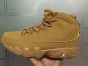 Wholesale Cheap Air Jordan 9 Retro Wheat Tan