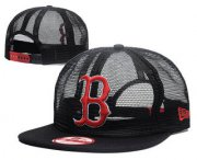 Wholesale Cheap Boston Red Sox Snapback Ajustable Cap Hat GS5