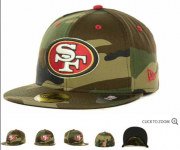 Wholesale Cheap San Francisco 49ers fitted hats19