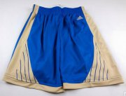 Wholesale Cheap Men's Golden State Warriors 2015-16 New Blue Short