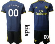 Wholesale Cheap Arsenal Personalized Third Kid Soccer Club Jersey