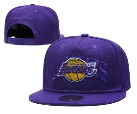 Wholesale Cheap 2021 NBA Los Angeles Lakers Hat TX326