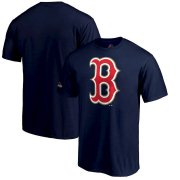 Wholesale Cheap Boston Red Sox Majestic 2019 Gold Program T-Shirt Navy