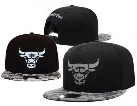 Wholesale Cheap NBA Chicago Bulls Snapback Ajustable Cap Hat DF 03-13_04