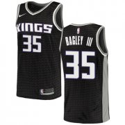 Wholesale Cheap Women's Sacramento Kings #35 Marvin Bagley III Black NBA Swingman Statement Edition Jersey