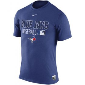 Wholesale Cheap Toronto Blue Jays Nike 2016 AC Legend Team Issue 1.6 T-Shirt Royal