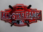 Wholesale Cheap Stitched 2015 MLB All-Star Game Jersey Sleeve Patch In Cincinnati Reds