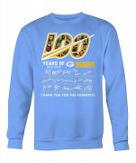 Wholesale Cheap Green Bay Packers 100 Seasons Memories Pullover Sweatshirt Light Blue