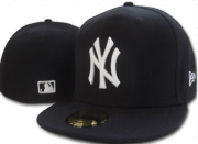 Wholesale Cheap New York Yankees fitted hats 14