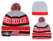 Wholesale Cheap Detroit Red Wings Beanies YD006