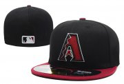 Wholesale Cheap Arizona Diamondbacks fitted hats 03