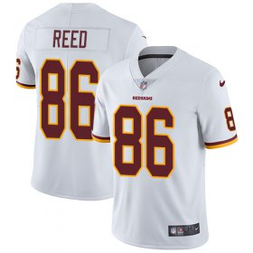 Wholesale Cheap Nike Redskins #86 Jordan Reed White Youth Stitched NFL Vapor Untouchable Limited Jersey