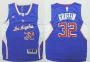Cheap Los Angeles Clippers #32 Blake Griffin 2014 New Blue Kids Jersey