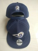 Wholesale Cheap Steelers Fresh Logo Navy Adjustable Hat LT