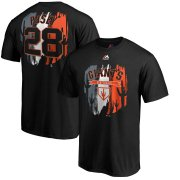 Wholesale Cheap San Francisco Giants #28 Buster Posey Majestic 2019 Spring Training Big & Tall Name & Number T-Shirt Black