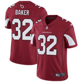 Wholesale Cheap Nike Cardinals #32 Budda Baker Red Team Color Men\'s Stitched NFL Vapor Untouchable Limited Jersey