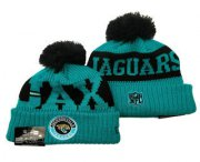 Wholesale Cheap Jacksonville Jaguars Beanies 3