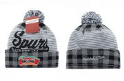 Wholesale Cheap San Antonio Spurs Beanies YD004