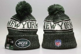Wholesale Cheap New York Jets YP Beanie 1