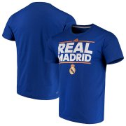 Wholesale Cheap Real Madrid adidas City Nickname T-Shirt Royal
