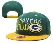 Wholesale Cheap Green Bay Packers Snapbacks YD009