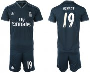 Wholesale Cheap Real Madrid #19 Achraf Away Soccer Club Jersey