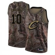 Wholesale Cheap Cavaliers #10 Darius Garland Camo Basketball Swingman Realtree Collection Jersey
