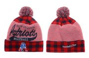 Wholesale Cheap New England Patriots Beanies YD004