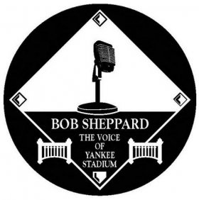 Wholesale Cheap Stitched BOB Sheppard The Voice Of Yankees Stadium Jersey Patch
