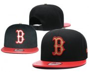 Wholesale Cheap Boston Red Sox Snapback Ajustable Cap Hat GS