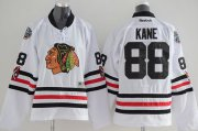Wholesale Cheap Blackhawks #88 Patrick Kane White 2015 Winter Classic Stitched Youth NHL Jersey