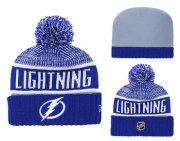 Wholesale Cheap Tampa Bay Lightning Beanies
