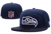 Wholesale Cheap Seattle Seahawks fitted hats 02