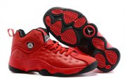 Wholesale Cheap Jordan Jumpman Team 2 II Shoes Hot Red/Black