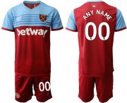 Wholesale Cheap West Ham United Personalized Home Soccer Club Jersey