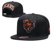 Wholesale Cheap Chicago Bears TX Hat 2